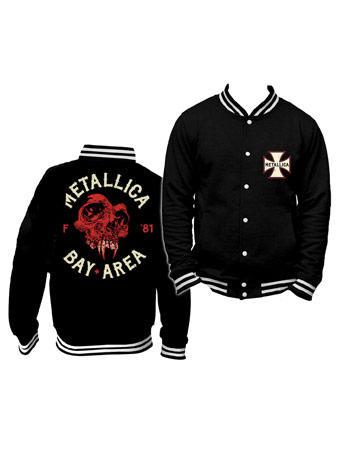 Metallica (Bay Area Jacket) Hoodie Preview