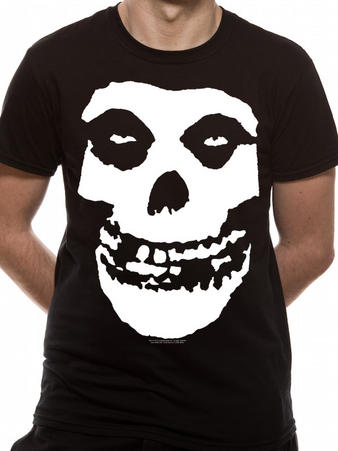Misfits (Skull) T-Shirt Preview