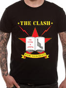 The Clash (Know Your Rights) T-Shirt