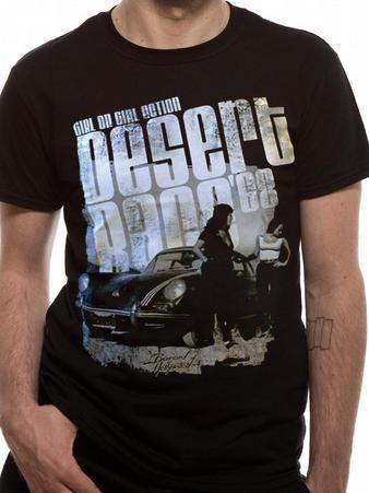 Bernard Of Hollywood (Desert Race) T-Shirt Preview