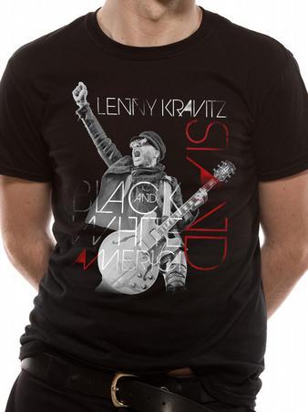 Lenny Kravitz (Live) T-Shirt Thumbnail 1