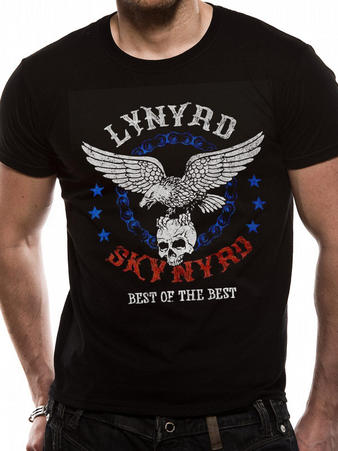 Lynyrd Skynyrd (Best Of The Best) T-Shirt Preview