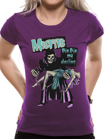 Misfits (Die Die My Darling) T-Shirt Preview