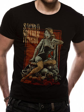 Sacred Mother Tongue (Women) T-Shirt Preview