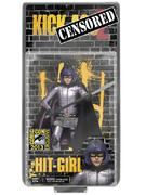 "Kick Ass 2 (Uncensored Packaging) 7"" 3 Set Action Figures Thumbnail 2"