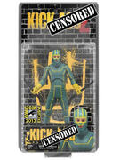 "Kick Ass 2 (Uncensored Packaging) 7"" 3 Set Action Figures Thumbnail 3"