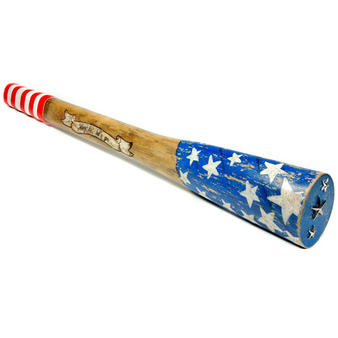 Kick Ass 2 (Betsy Ross Prop Replica Colonel Stars and Stripes') Ax Handle Preview