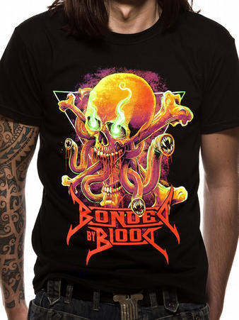 Bonded By Blood (Skull) T-shirt