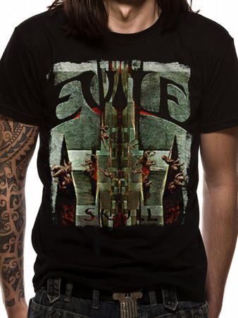 Evile (Skull Album) T-shirt