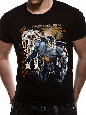 Pacific Rim (Robot) T-Shirt Preview