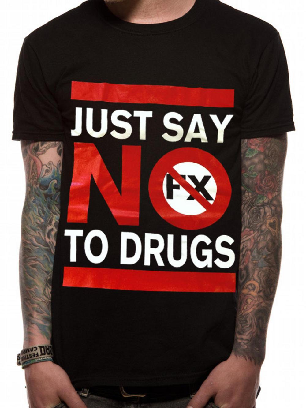 NOFX (Just Say No) T-Shirt