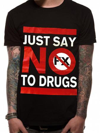 NOFX (Just Say No) T-Shirt Thumbnail 1