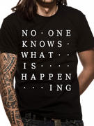 65daysofstatic (No One Knows) T-Shirt