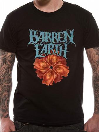 Barren Earth (Eyes) T-Shirt Preview