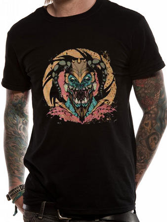 Demonic Resurrection (Lord of Pestilence) T-Shirt Preview
