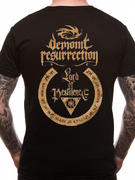 Demonic Resurrection (Lord of Pestilence) T-Shirt Thumbnail 2