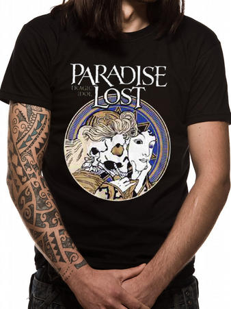 Paradise Lost (Tragic Idol) T-Shirt Preview