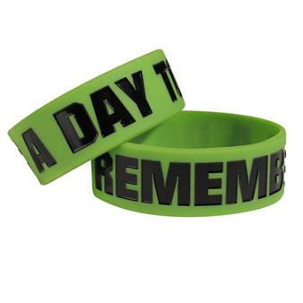 A Day To Remember (Green) Wristband Preview