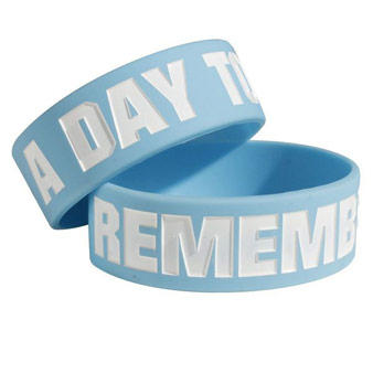 A Day To Remember (Light Blue) Wristband Preview
