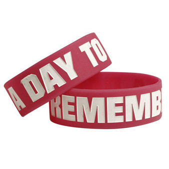 A Day To Remember (Pink) Wristband Preview