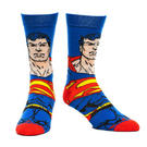 Superman (Logo Crew) Sock