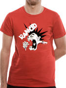 Rancid (Mohawk) T-shirt