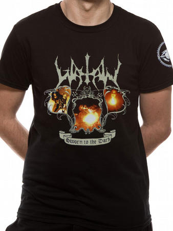 Watain (Sworn To The Dark) T-Shirt Preview