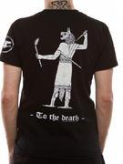Watain (Sworn To The Dark) T-Shirt Thumbnail 2