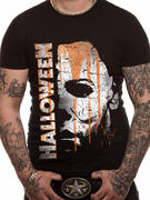 Halloween (Mask And Drips) T-shirt