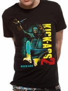 Kick Ass 2 (Jump Kick) T-shirt