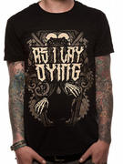 As I Lay Dying (Key To The Heart) T-shirt