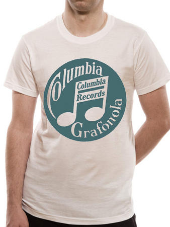 Columbia Records (Logo) T-shirt Preview