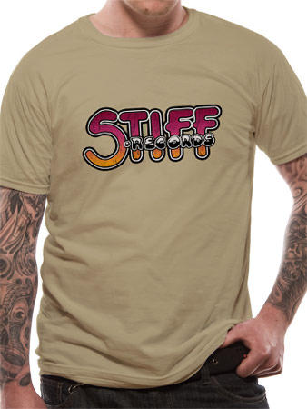 Stiff Records (Logo) T-shirt Preview