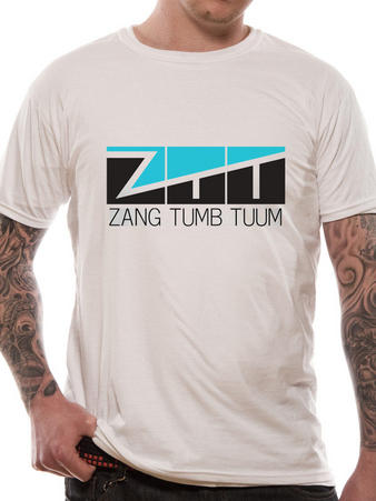 ZZT Records (Logo) T-shirt Preview