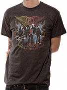 Aerosmith (North American Tour 73) T-shirt