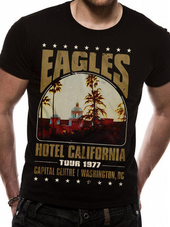 The Eagles (Hotel California Tour)  Preview