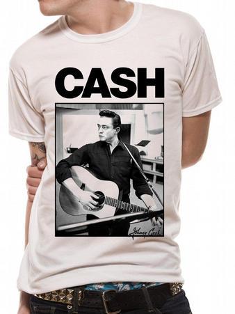 Johnny Cash (Portait) T-Shirt