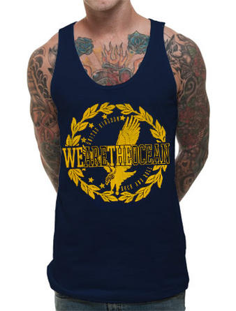 We Are The Ocean (Eagle) Vest Preview