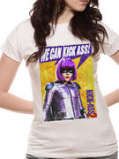 Kick Ass 2 (Hit Girl Quote Womens) T-shirt
