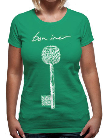 Bon Iver (Key) T-shirt