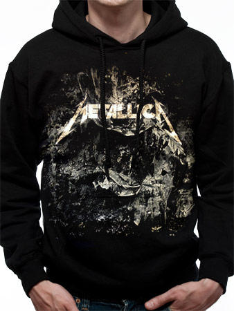 Metallica (Decay) Hoodie Preview