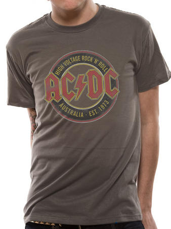 AC/DC (Australia Est 1973) T-shirt Preview