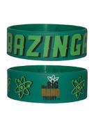 The Big Bang Theory (Bazinga Large) Wristband