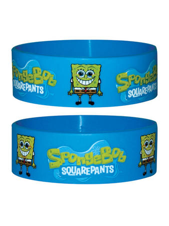 Spongebob (Logo) Wristband Preview