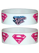 Supergirl (Logo Repeat) Wristband