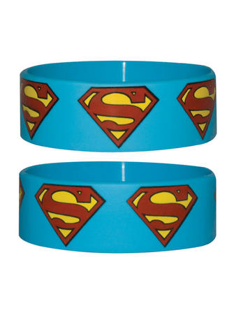 Superman (Logo Repeat) Wristband Preview