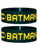 Batman (Text and Logo) Wristband