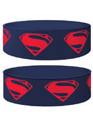 Man Of Steel (Glyph) Wristband