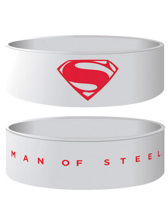 Man Of Steel (Logo) Wristband Preview
