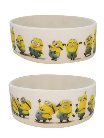 Despicable Me 2 (Minions) Wristband Preview